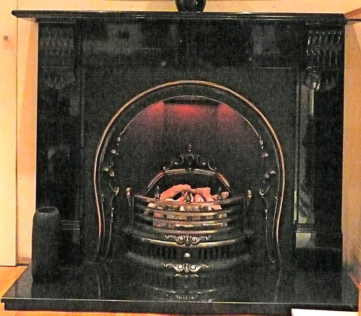 Winsford Fire Surround
